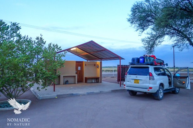 155, Day 266, Bastion Campsite, Mariental, Namibia