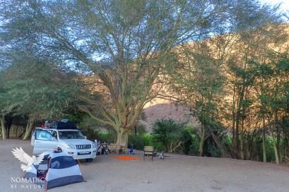 158, Day 270, Ai Ais Hotsprings Campsite, Fish River Canyon, Namibia