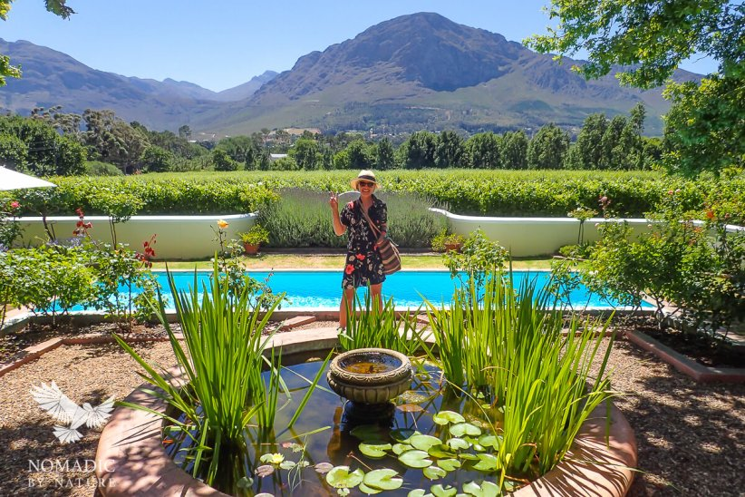 164, Days 281-283, Auberge Clermont AirBnB, Franschhoek, South Africa