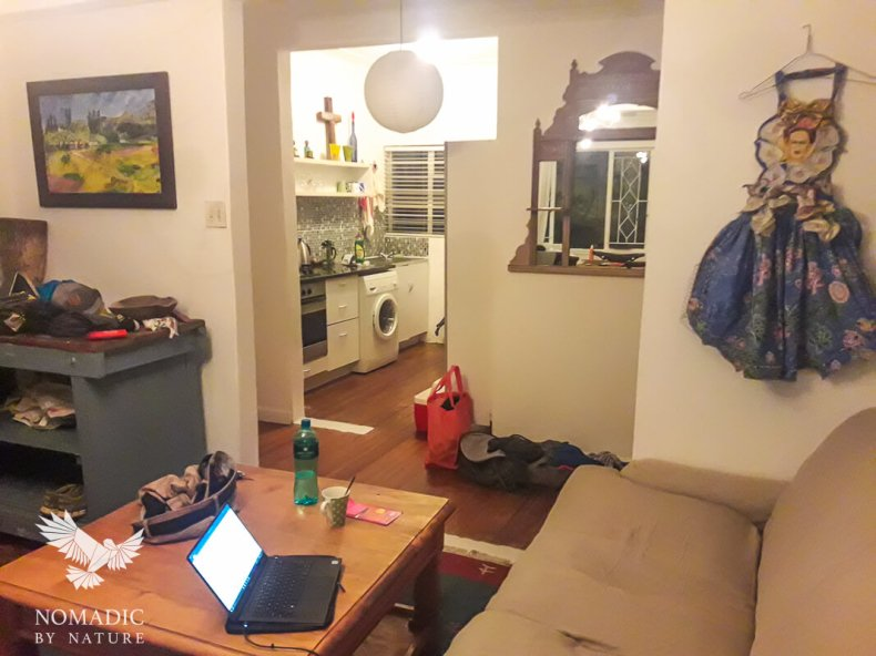 167, Days 288-293, AirBnB, Cape Town, South Africa