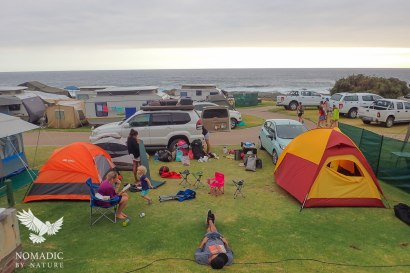 170, Days 296-298, Storm's River Mouth Rest Camp, Tsitsikamma National Park, South Africa
