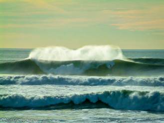 Winter Swells, Ocean Beach, San Francisco