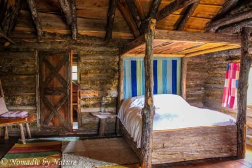 Cozy Rutundu Log Cabiins, Mount Kenya
