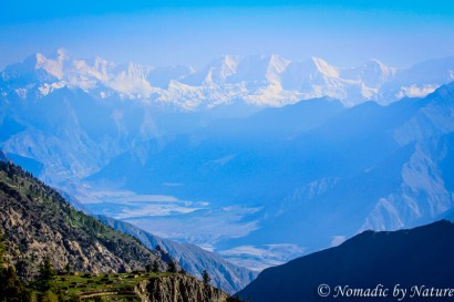 Fairy Meadows before The Karakorum Mountains