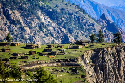 Fairy Meadows Village, Pakistan