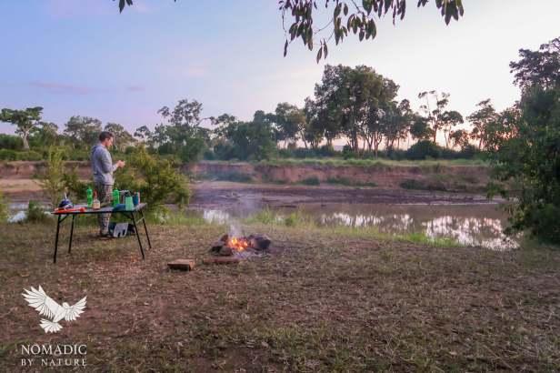 209, Day 400, Ndovu Special Campsite, Mara Triangle, Maasai Mara National Reserve, Kenya