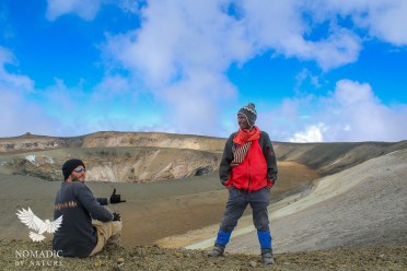 29 Ash Pit, Mount Kilimanjaro, Tanzania