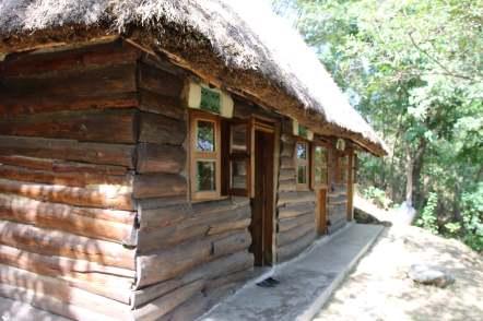 3 Days 5-6, Kifuruka Eco Camp, Kasenda Crater Lakes, Uganda