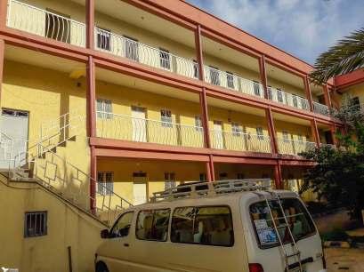 49 Day 80, Africa Hotel, Aksum, Ethiopia