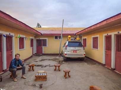50 Day 81, Pension Everlasting, Debark, Ethiopia