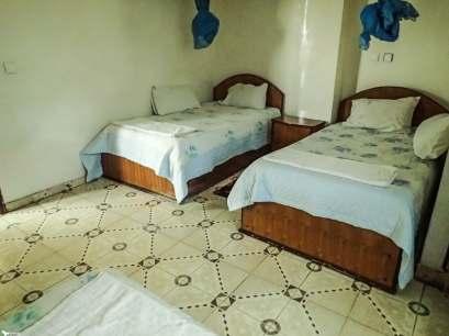 53 Day 84-85, L-Shape Hotel, Gondar, Ethiopia