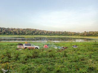 62 Day 98, Lake Paradise Campsite, Marsibit National Park, Northern Kenya