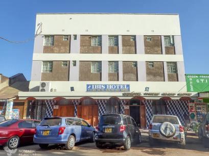 67 Day 105, Ibis Hotel, Nanyuki, Kenya