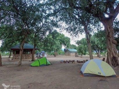 77 Day 123-124, Ndololo Public Campsite, Tsavo East National Park, Kenya