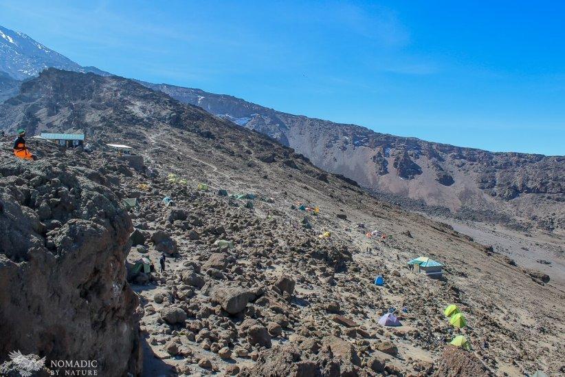 85 Day 133, Barafu Campsite, Kilimanjaro National Park, Tanzania