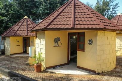 87 Day 135-136, Key's Hotel, Moshi, Tanzania