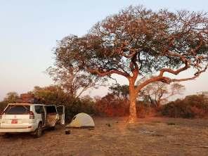 Ikuu Public Campsite, Katavi National Park, Tanzania