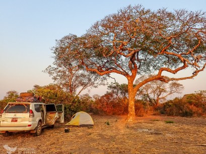 101 Day 154, Ikuu Public Campsite, Katavi National Park, Tanzania