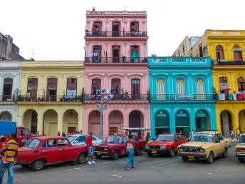 Neighborhood Street Social in Havana