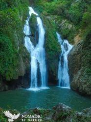 Vegas Grandes Waterfalls