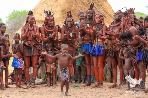 Raising the Roof, Himba Ondjongo Dance, Namibia