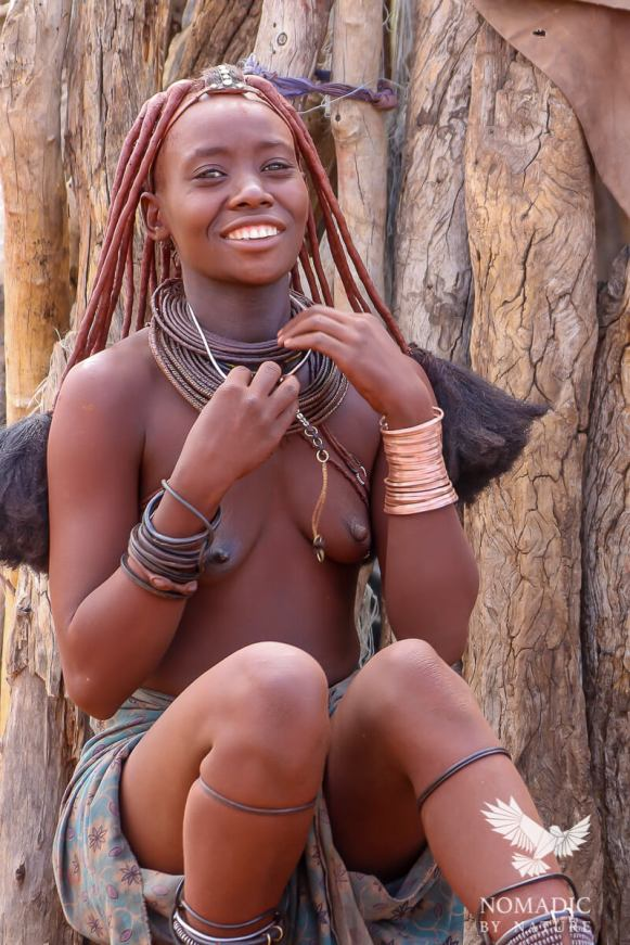The Welcoming Himba Smile, Namibia