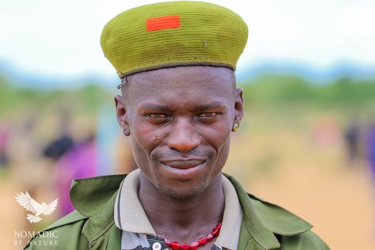 Smiling for a Bright Future, Karamoja, Uganda