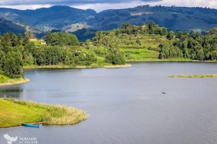 The Islands of Lake Bunyonyi, Uganda
