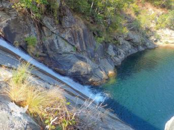 Dziwe La Nkhalamba Falls and Swimming Hole, Mount Mulanje, Malawi