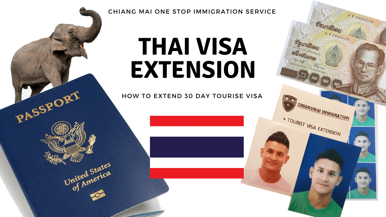thai visa extension chiang mai