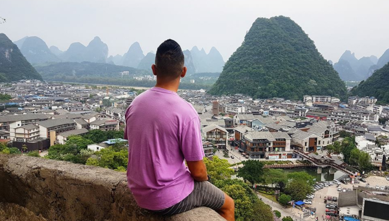 Yangshuo and Guilin, Yangshuo and Guilin China