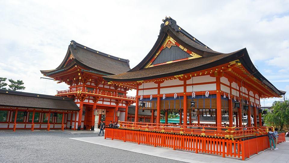 Fushimi Inari Taisha, Fushimi Inari Taisha