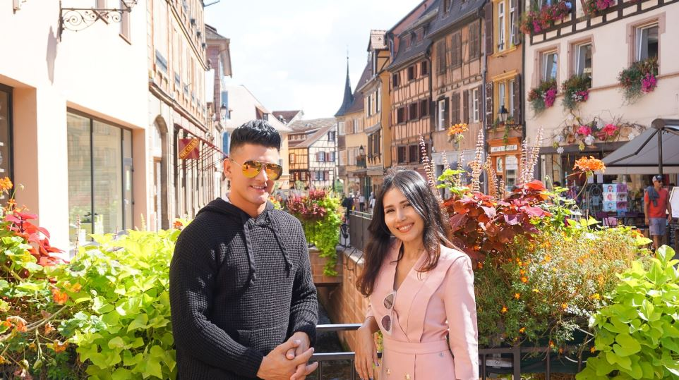 colmar france europe itinerary
