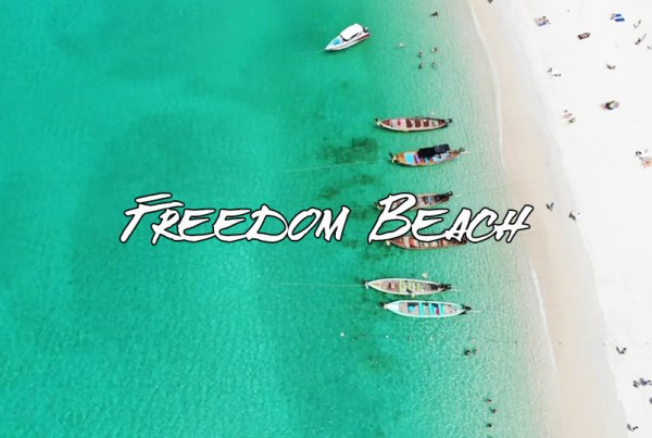 freedom beach phuket blog cover