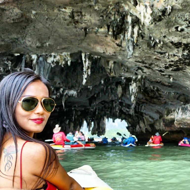 koh talu canoe tour