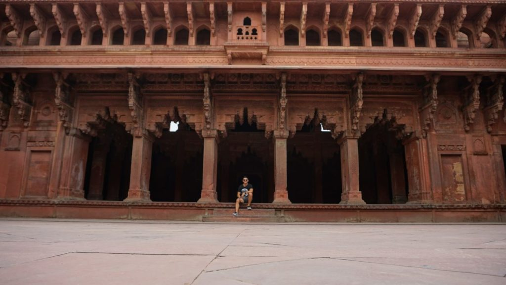 Fort Agra tour
