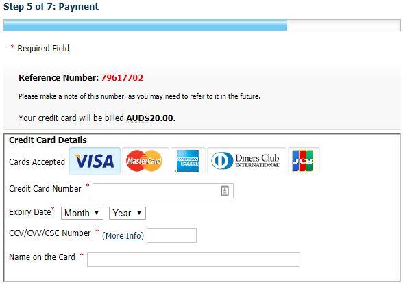 payment for eta