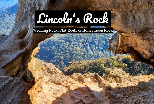 Lincoln's Rock