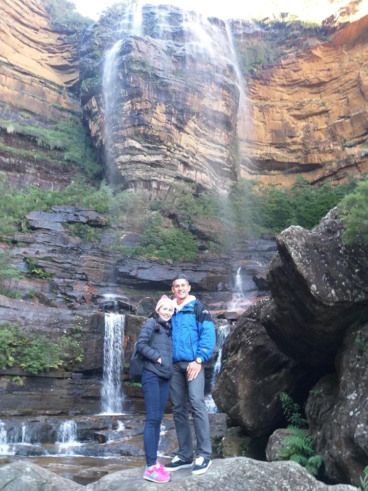 Wentworth Falls, Wentworth Falls