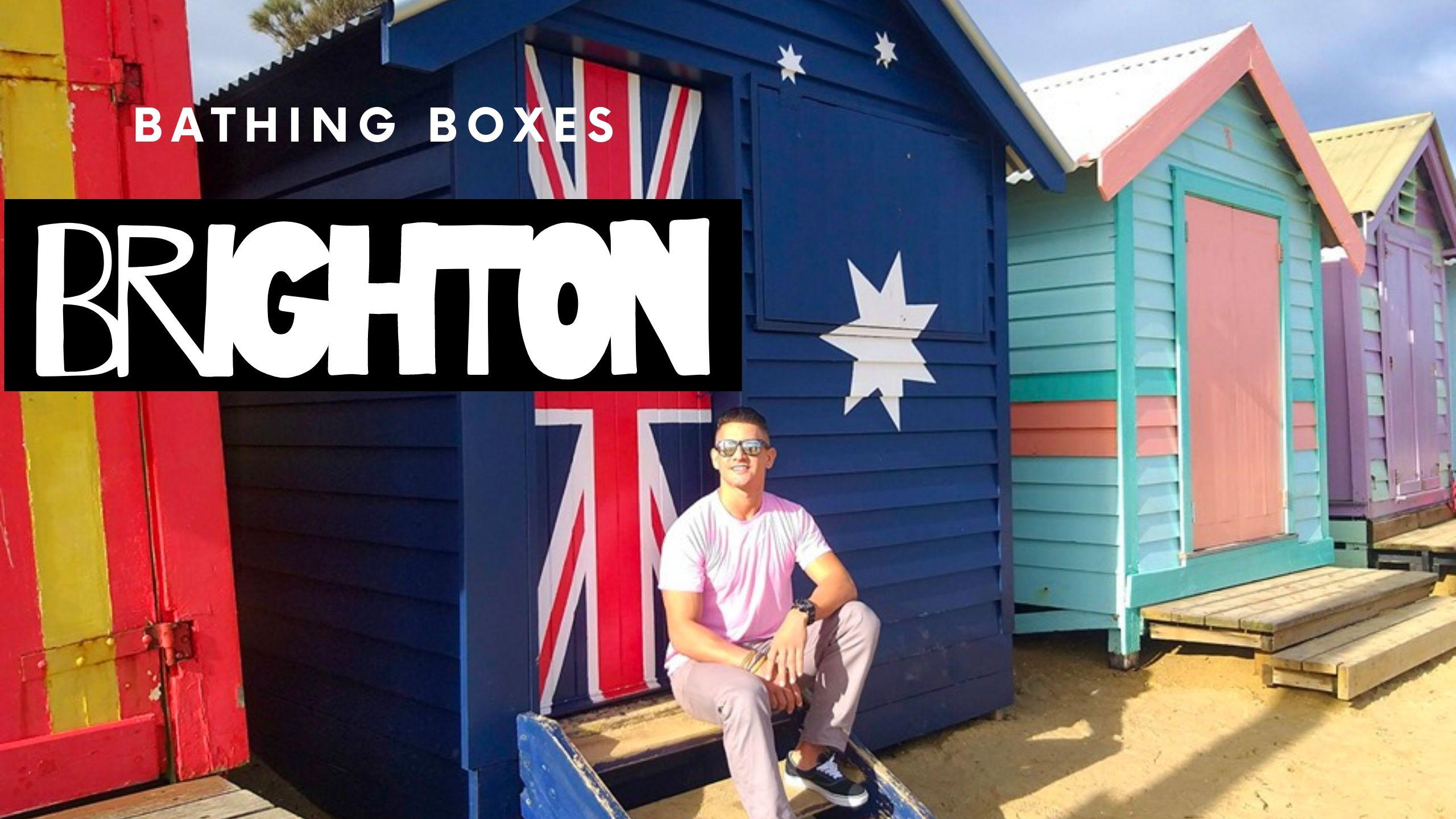brighton bathing boxes, Brighton Bathing Boxes