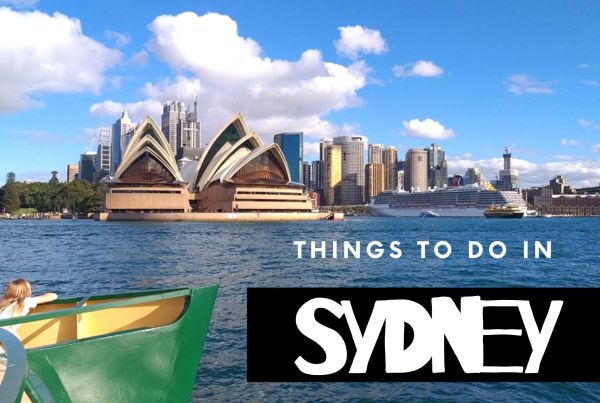 Romantic Things To Do in Sydney Nomadic