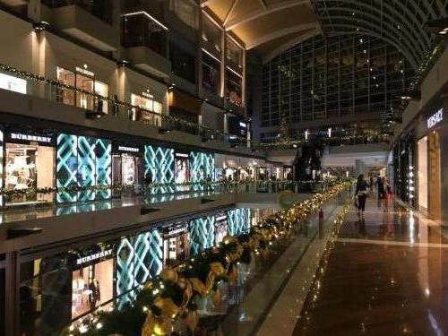 Shopping Center Marina Bay