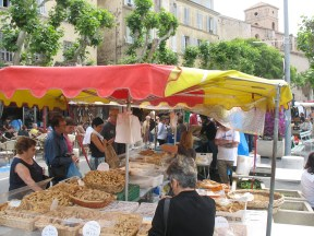 The French Markets.