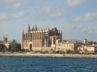 Palma de Mallorca Cathedral.
