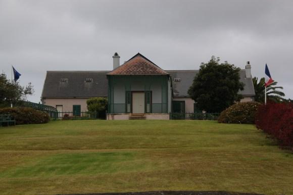 The Napoleons House.
