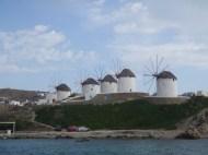 Mykonos Greece.