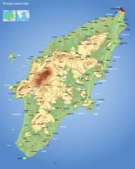 Rhodes Island Map_NTB