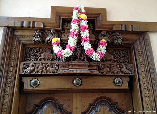 South-Indian-Main-Door-Krishna-Carving