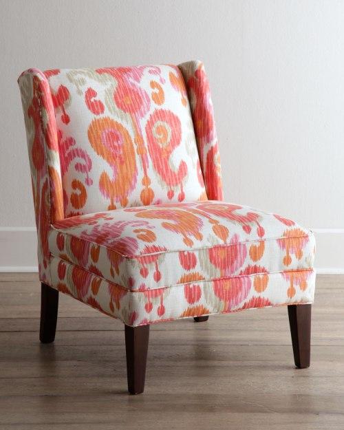 Horchow Fruitata Chair