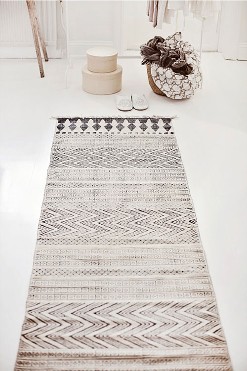 Rug via The Style Files